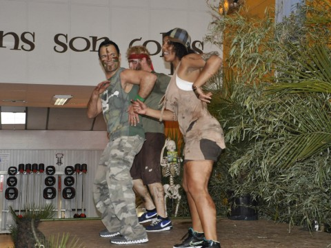 SOIREE JUNGLE – 09/04/2013